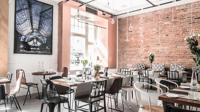 """Bez Tytułu"" Restaurant"